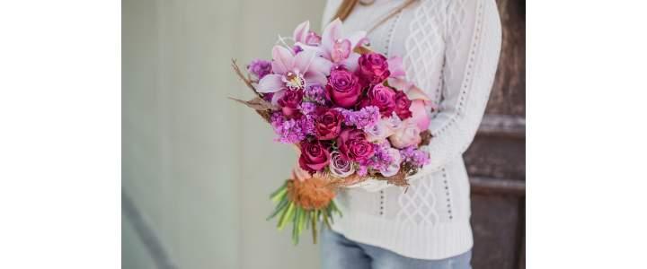 Nuotraukos su gėlių gavėju. Etiška ar nelabai?