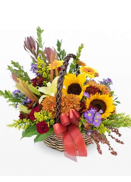 Gėlių krepšys