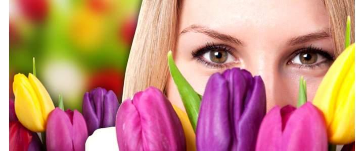 Gėlių poveikis psichikos sveikatai